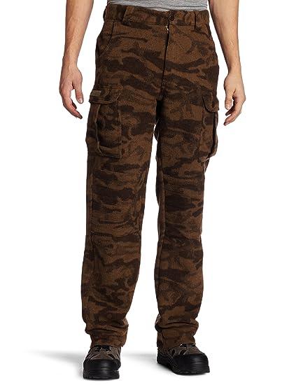 fa8a4c700e479 Amazon.com: Columbia Men's Gallatin Range Wool Pant,BROWN WOOL CAMO ...