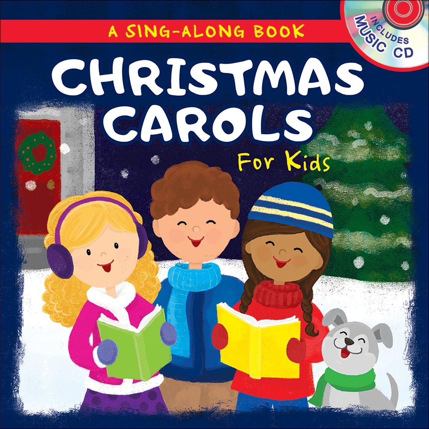 Christmas Carols for Kids: A Sing-Along Book: Twin Sisters®, Karen ...