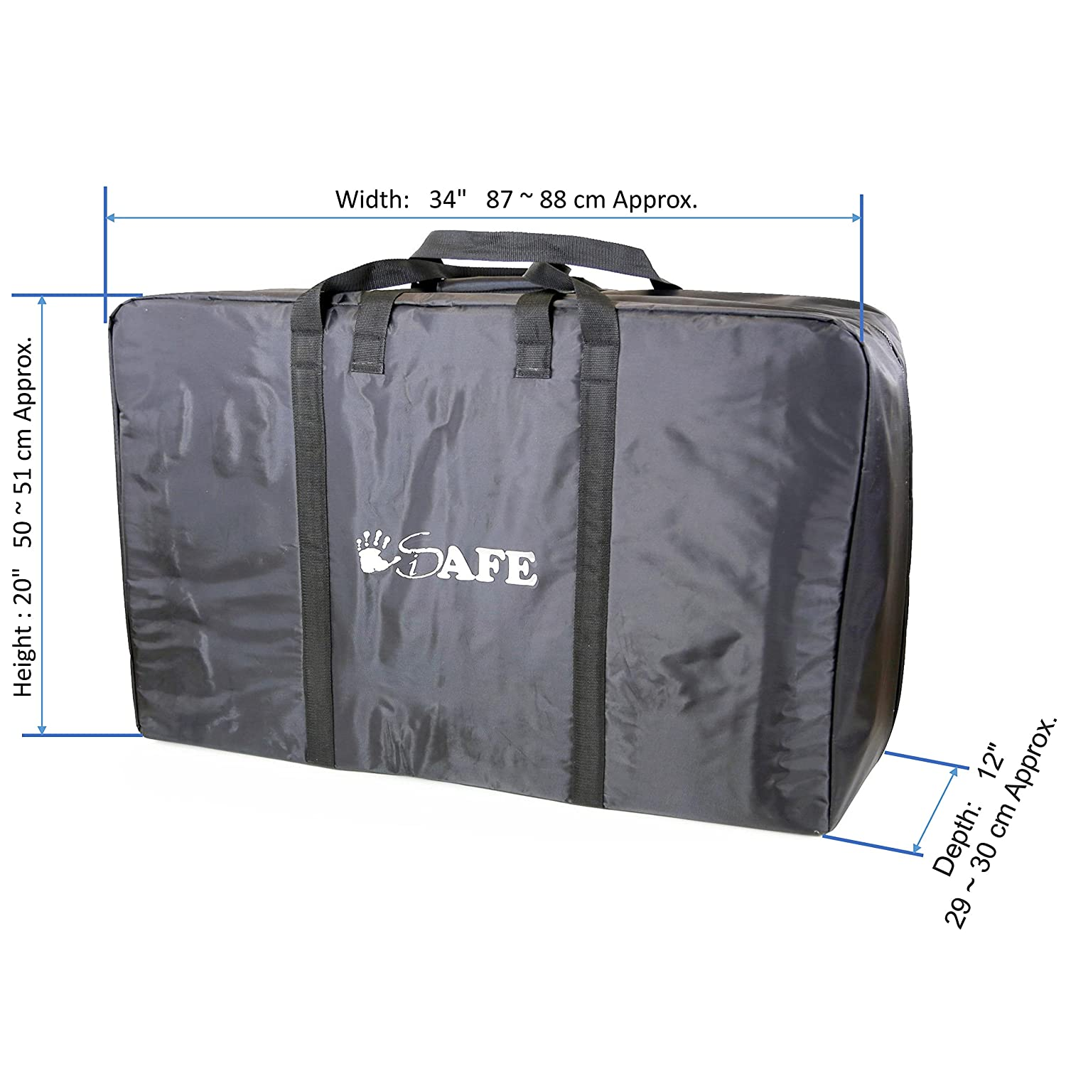Single Baby Travel Carry Bag Luggage Heavy Duty Design To Fit Jogger Citi Mini Micro Buggy Tote Amazoncouk