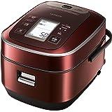 日立 圧力スチームIH炊飯器 メタリックレッド RZ-YW3000M R
