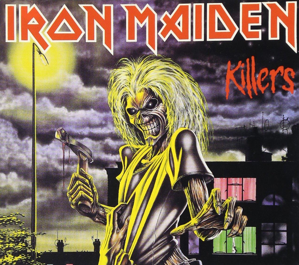 Скачать iron maiden mp3