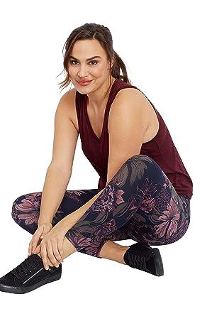 836eb2a0fb23 maurices Women's Floral Print Leggings - Plus Size Active ? Length ...