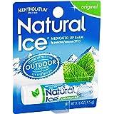 Natural Ice Medicated Lip Protectant/Sunscreen SPF 15, Original 48 ea