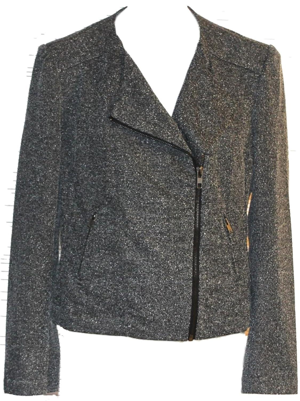 Catherine Malandrino Runway Women's Blazer Jacket Gray