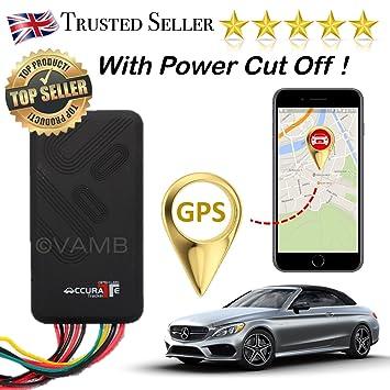 Covert Pro el mejor GPS Tracker dispositivo de seguimiento para coche camión vehículo espía oculta