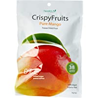 Health Attack Crispy Fruits Pure Mango 12 Pack, 12 x 120 g