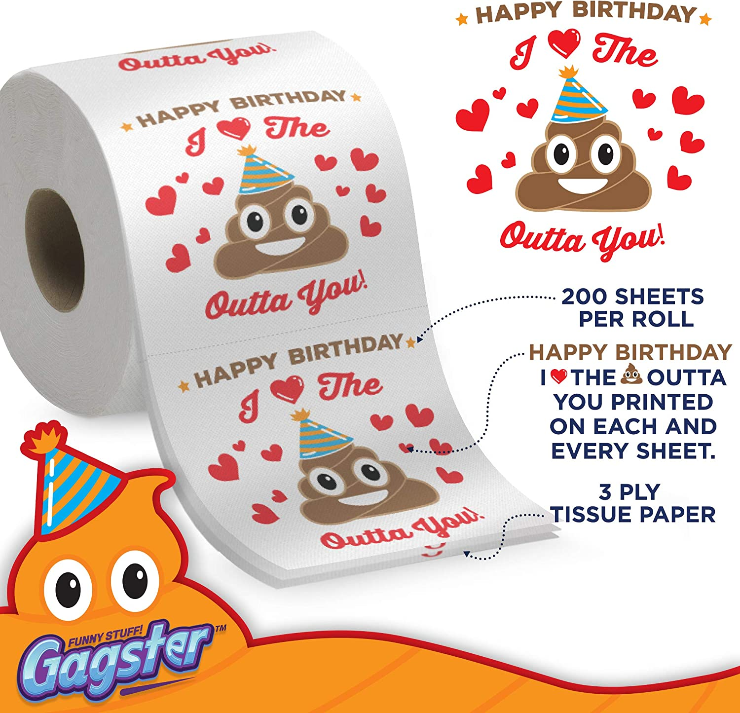 For All The Bottoms You\u2019ve Wiped Toilet Paper Fun gift Gag gift Mother\u2019s Day