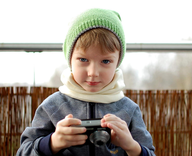XUANOU Women Men Knit Infinity Scarf Beanie Hat Set Winter Warm Scarves Hats Set