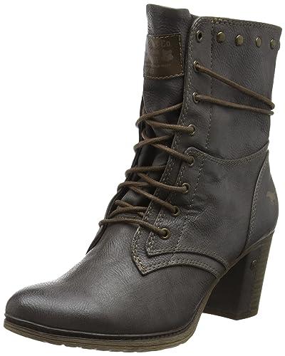 Mustang Schuhe Damen Schuhe Und Stiefel Mustang Damen Grau