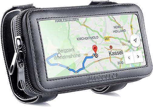 Ullermoto Superpotente Motocicleta portamóvil - Smartphone Bolsa ...