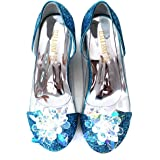 ELSA & ANNA® Última Diseño Niñas Princesa Reina de Nieve Partido Zapatos Zapatos de Fiesta Sandalias BLU14-SH