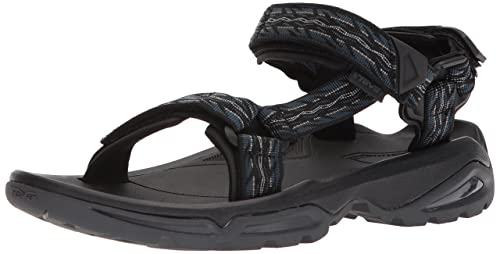 a1d0d7a0c Teva Men s Terra Fi 4 Sports and Outdoor Hiking Sandal  Amazon.co.uk ...