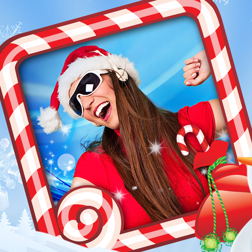 Funny Christmas Photo Frames (Christmas Elf Pictures)