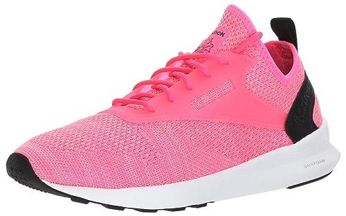 huge selection of 7c784 53815 Reebok Women s Zoku Runner W Sneaker, Solar Pink Trendy Pink Liz, 10.5