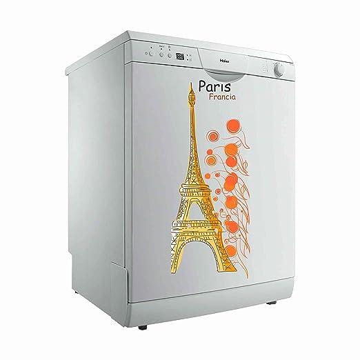 Vinilo para Lavavajillas Paris Torre Eiffel | Varias Medidas ...