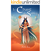 Le Chant des Sables: Une fantasy Young Adult (French Edition) book cover