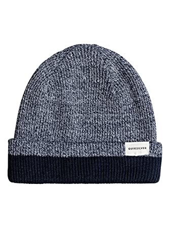 fa4bf1d89d8 Quiksilver - Performed Color Block Reversible Beanie Hat - Mens ...