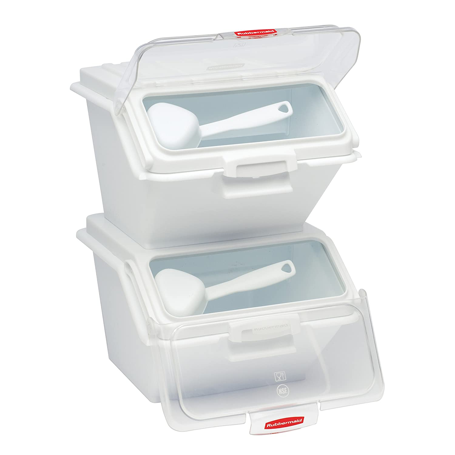 Amazoncom Rubbermaid Commercial ProSave Shelf Storage Ingredient