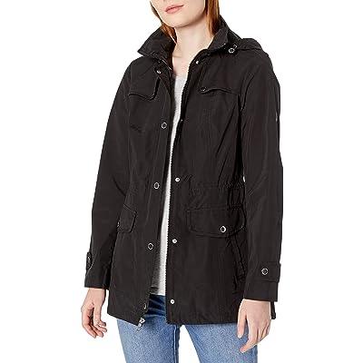 1 Madison Women's Hooded Cotton Anorak at Amazon Women's Coats Shop