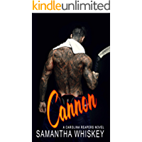 Cannon (Carolina Reapers Book 5)