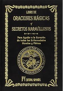 Oraciones Mágicas Cartoné Metafísica Y Espiritualidad Amazones