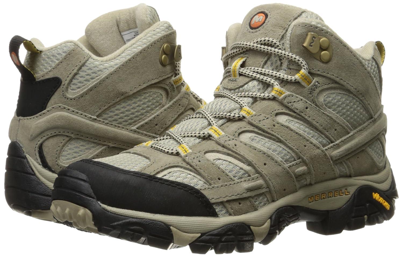 Merrell Boot Women's Moab 2 Vent Mid Hiking Boot Merrell B01HFN0518 10.5 B(M) US Taupe be1eeb