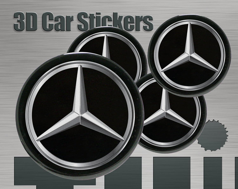 56 mm Think Ink Adesivi 3D Stickers Logo Nuovo Imitazione Tutte Le Dimensioni Centro cap Wheel Coprimozzo