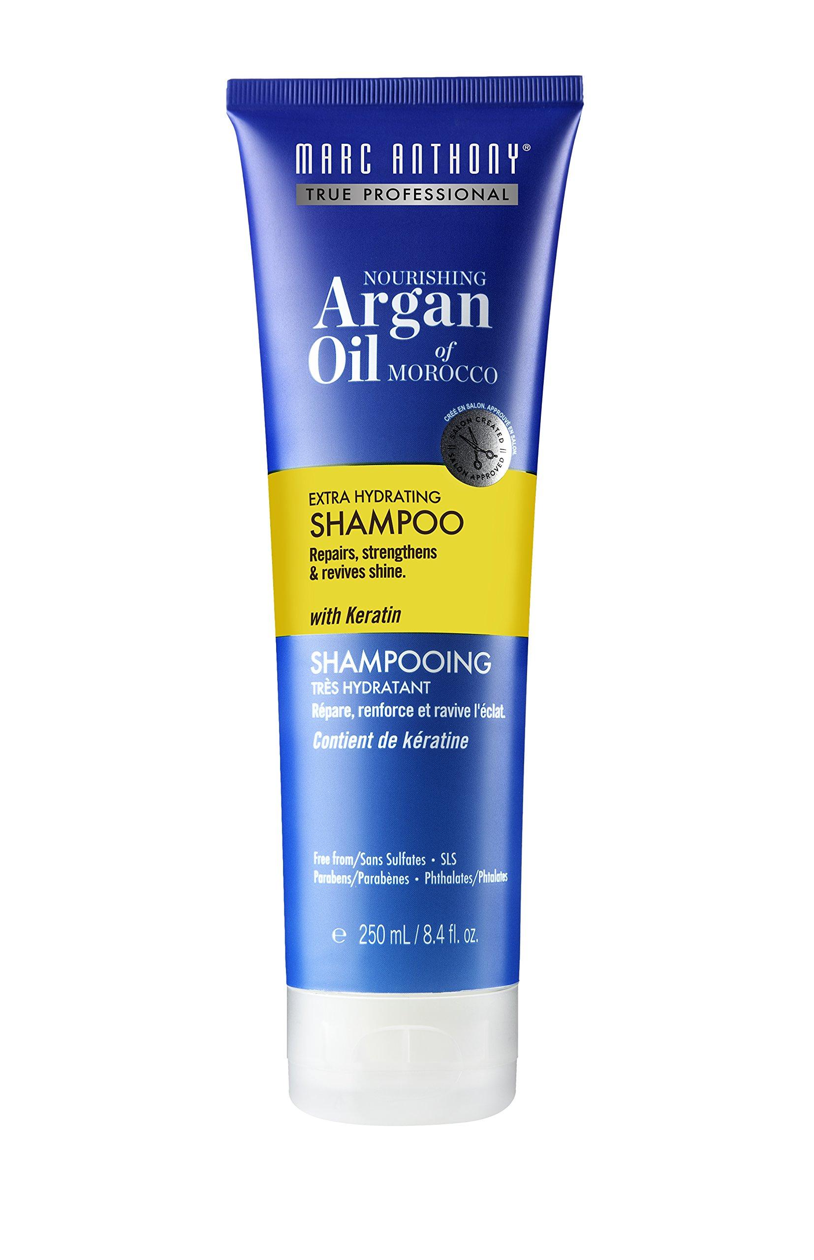 Marc Anthony True Professional Oil Of Morocco Argan Oil Shampoo 8.4 Ounces
