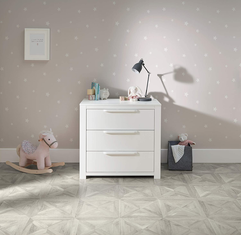 Mamas /& Papas Franklin Dresser Changer White