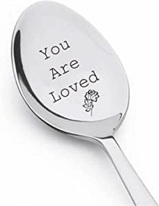 Anniversary Gifts Personalized Spoon Personalised Tea Spoon Custom Name Spoon Pisces Zodiac Sign Engraved teaspoon