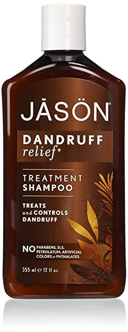 JASON Natural Cosmetics Dandruff Relief Shampoo Review