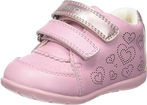 Geox Baby-M/ädchen B Kaytan F Sneaker