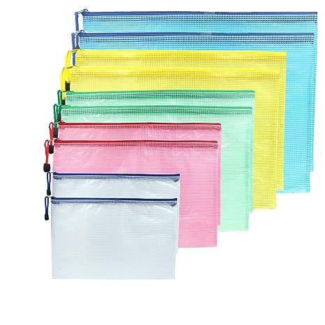 Amazon.com: Bolsas de plástico de cierre impermeable de ...