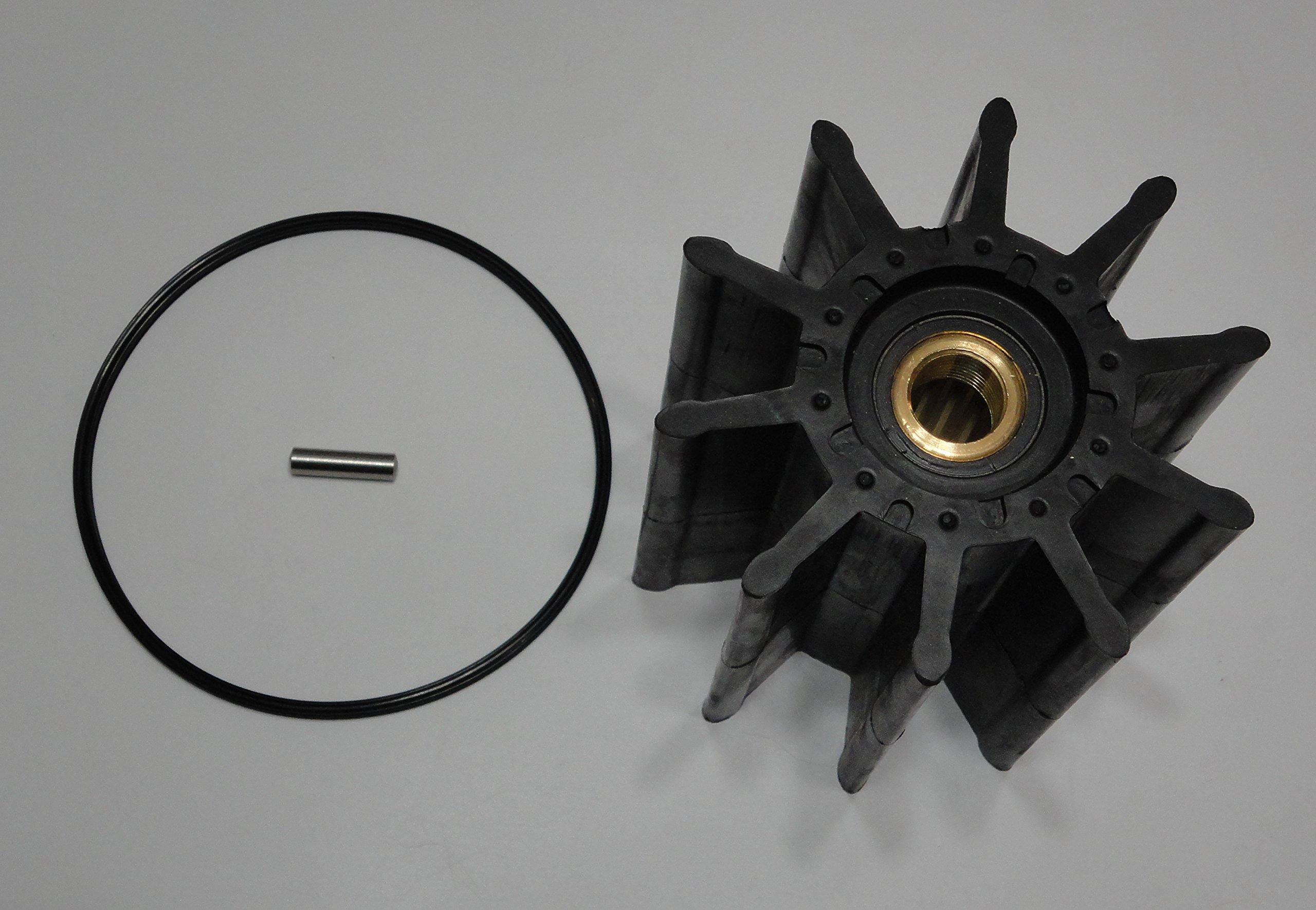 Impeller Kit Replaces Sherwood 22000K Caterpillar 1539123