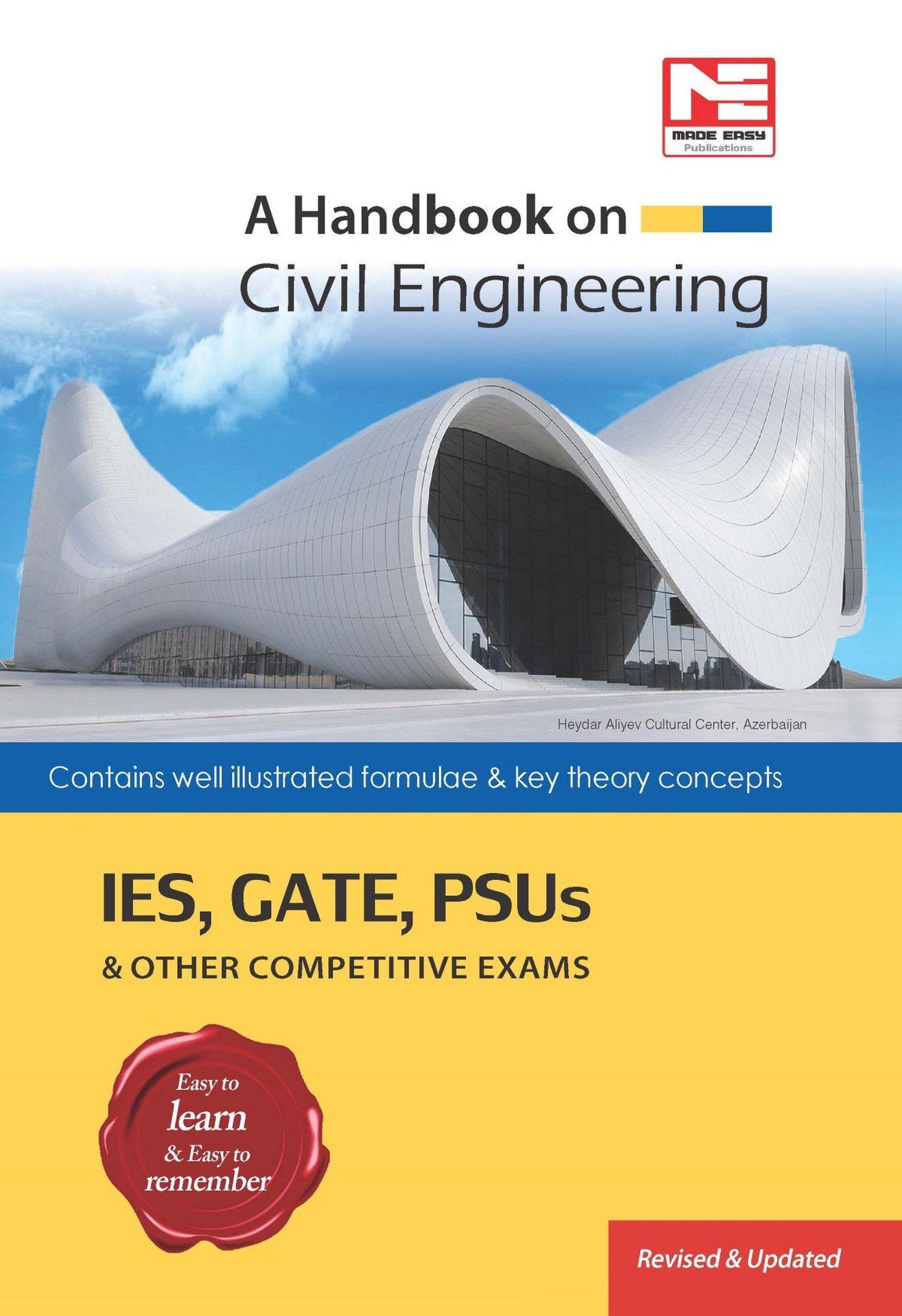 CIVIL ENGINEERS HANDBOOK PDF DOWNLOAD
