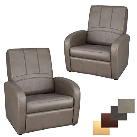 Phenomenal Recpro Charles Rv Gaming Chair Ottoman Conversion Built In Storage Rv Furniture Putty 2 Pack Machost Co Dining Chair Design Ideas Machostcouk