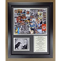 "Legends Never Die Legends Never Die Alfred Hitchcock Movies Mosaic Framed Double Matted Photos, 12 x 15-Inch 16501U, 12"" x 15"""