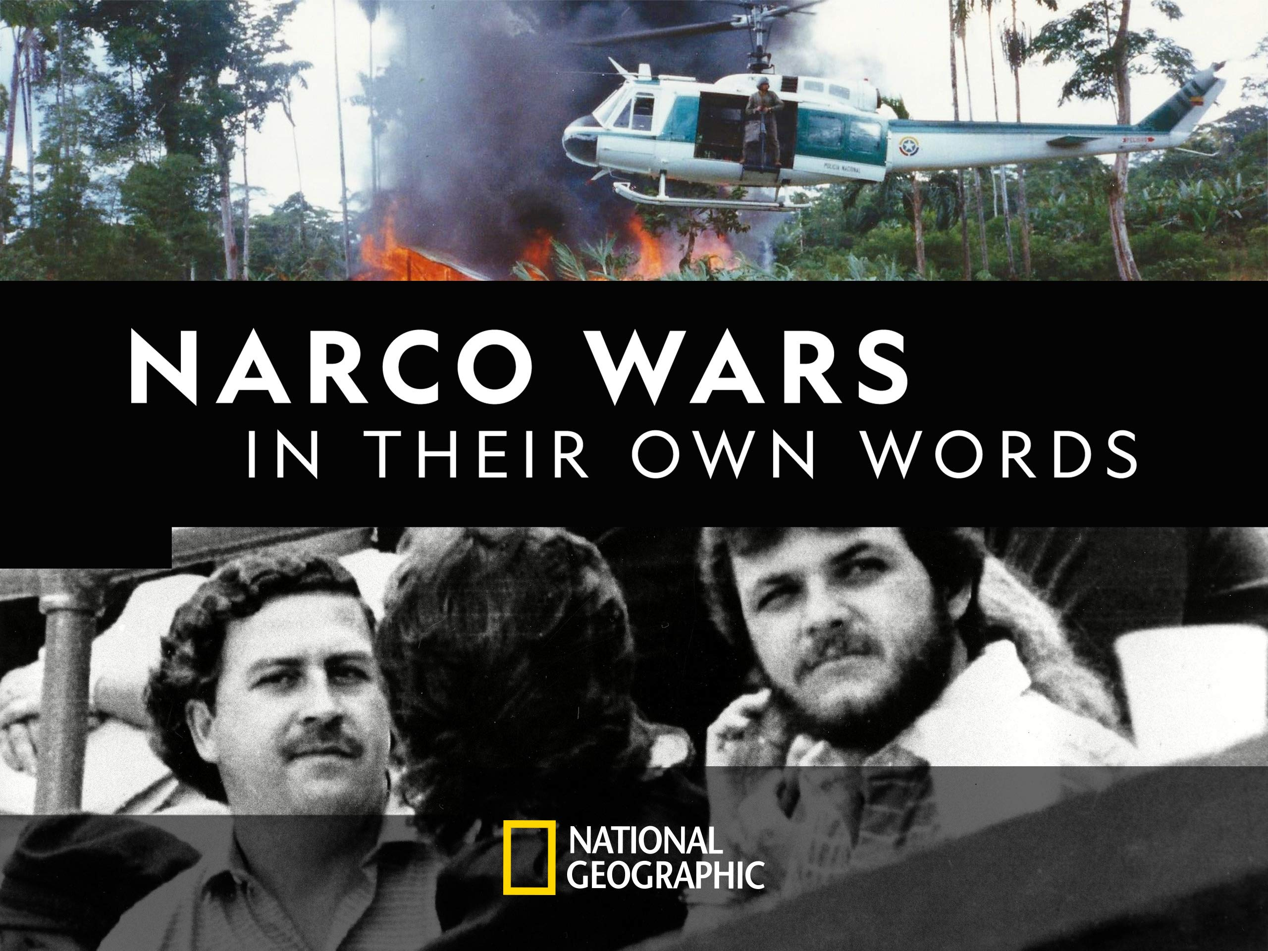 Watch Narco Wars In Their Own Words | Prime Video