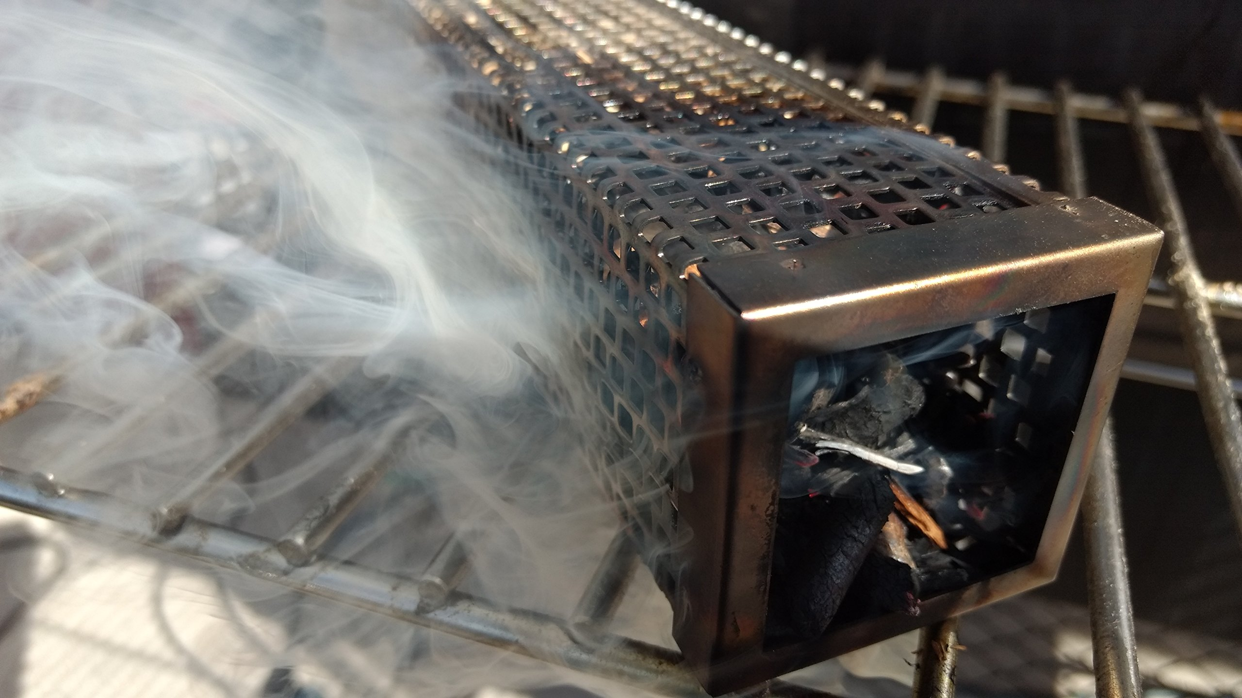 Smoke Daddy Inc. 12'' BBQ Tube Smoker from Use in ANY GRILL! by Smoke Daddy Inc. (Image #5)