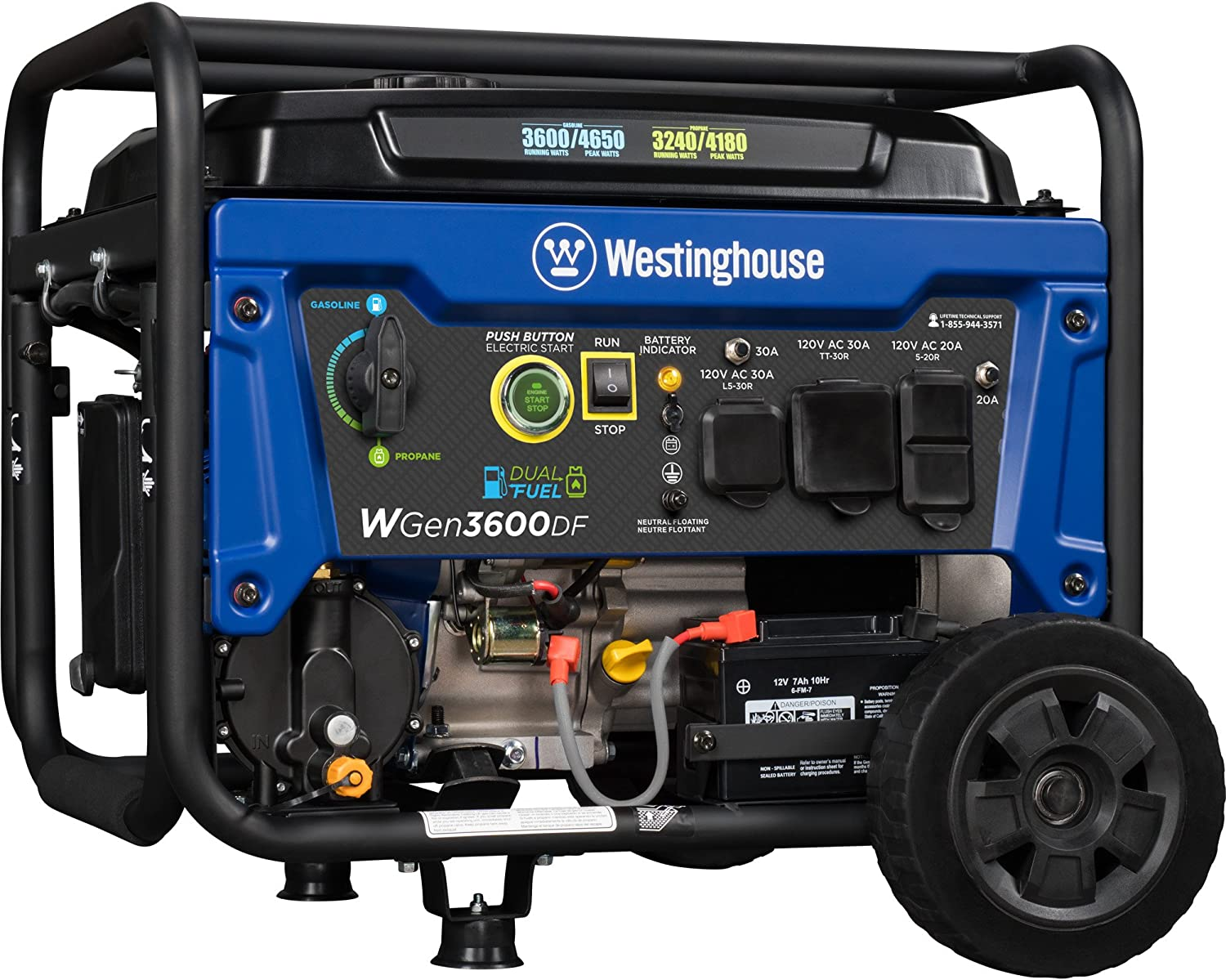 Best Home Generators For Power Outages (2021): Top 10 List 10