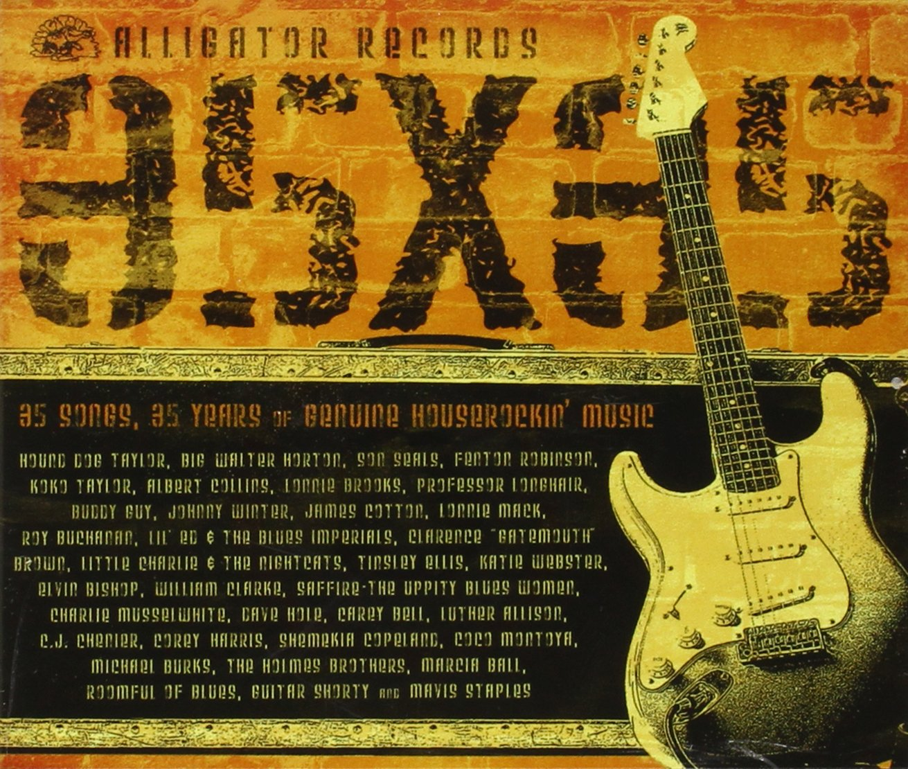 35 X The 35th Anniversary Of Alligator Records (2 CD)