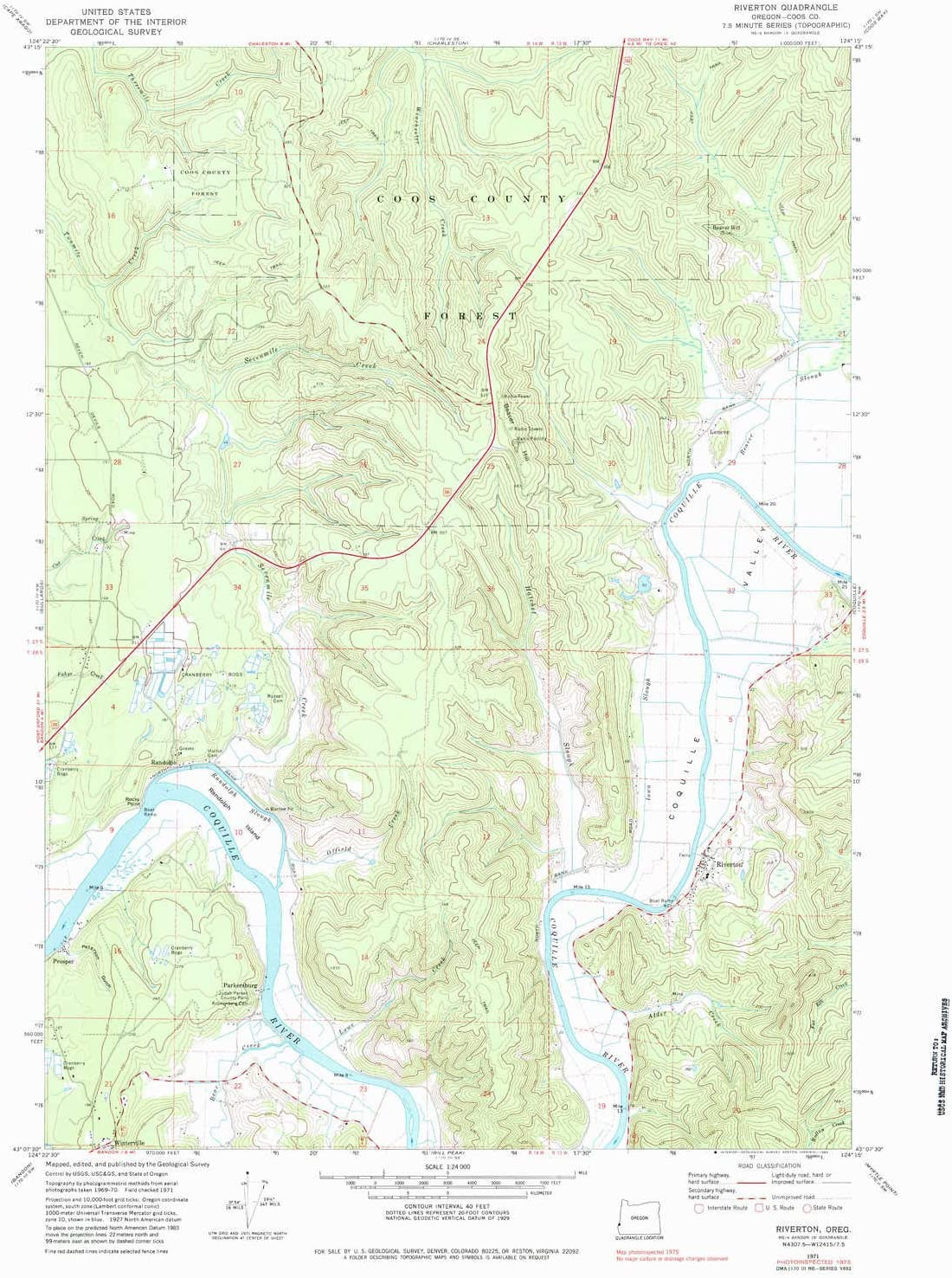 26.7 x 22 in YellowMaps Meadview North AZ topo map 1984 7.5 X 7.5 Minute 1:24000 Scale Updated 1984 Historical