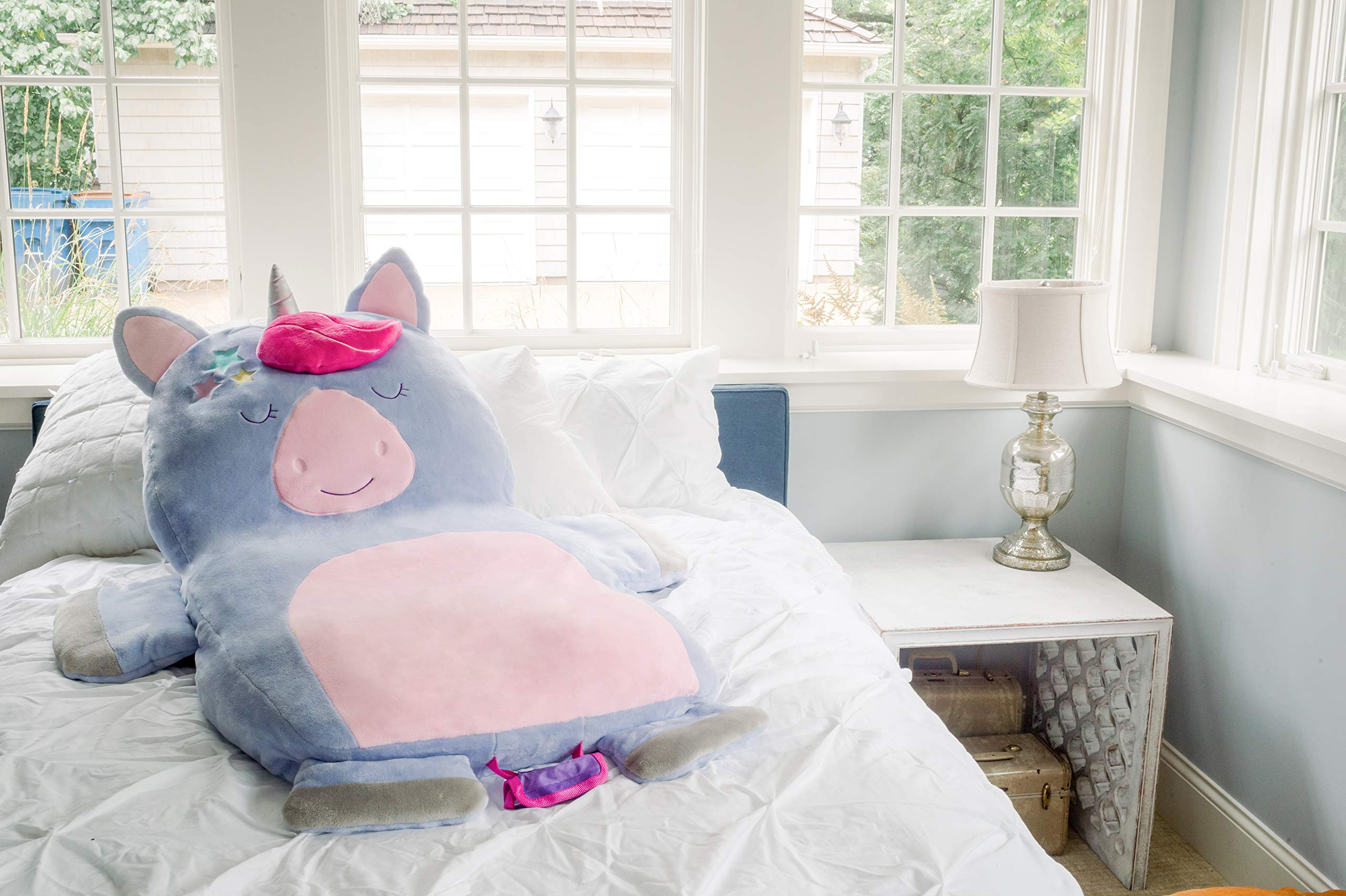 Soft Landing | Luxe Loungers | Unicorn Character Cushion