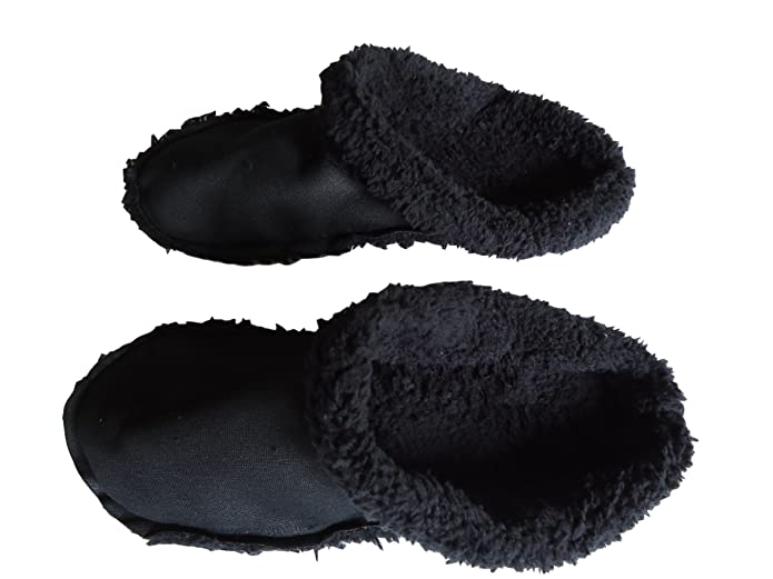 682b71166e1 Replacement Insoles Liners for Clogs Crocs Mules Style Shoes Black Fur for  a Furry Lining: Amazon.co.uk: Shoes & Bags
