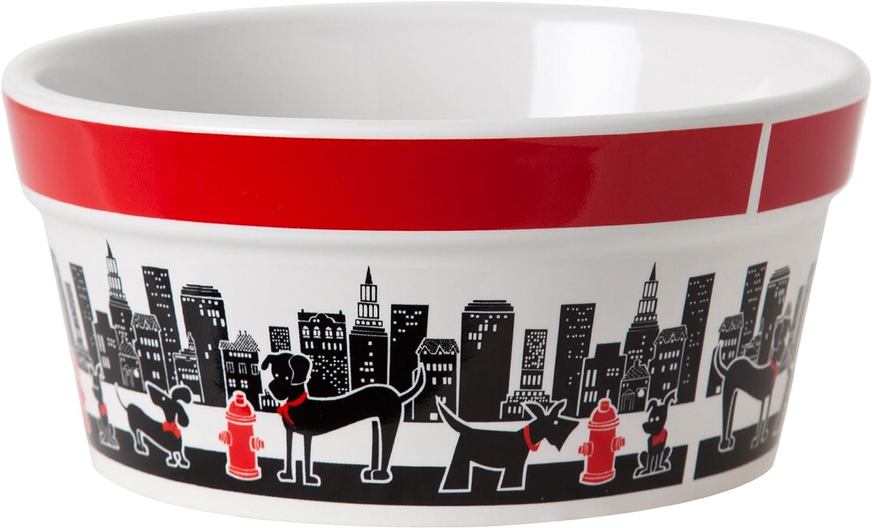 Signature Housewares City Pets Dog Bowl, Extra Small