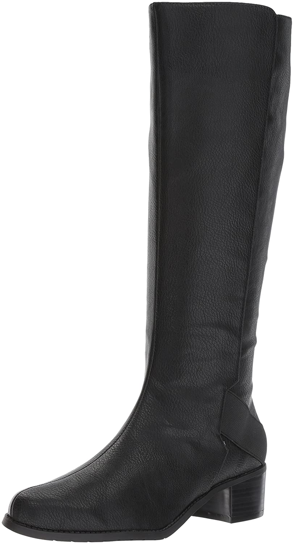 Aerosoles Women's Craftwork Knee High Boot B071F58ZF2 9 M US Black Polyurethane