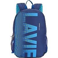 Lavie Sport 34 Ltrs Navy School Backpack (BDEI210040N4)