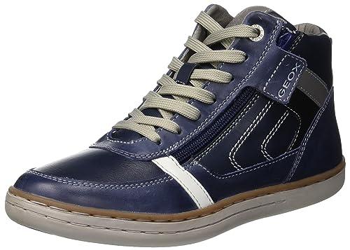 Geox Jr Garcia Boy B, Zapatillas Altas para Niños: Amazon.es: Zapatos y complementos