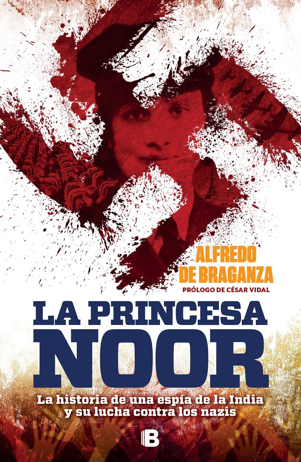 Portada del libro La princesa Noor de Alfredo De Braganza