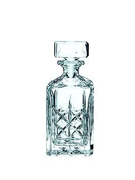Nachtmann Highland Jarra, Decantador, Jarra de Whisky, Jarra Vidrio, Licor, Whisky